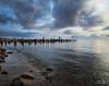Cape Charles, VA (Z!@) Tags: virginia capecharles virginiaforlovers virginiatourism landscape chesapeakebay seascpae water seashore luminositymasks canoneos6d sunset hdr highdynamicrange zrpixels
