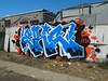 (gordon gekkoh) Tags: eric hcm sanfrancisco graffiti htk