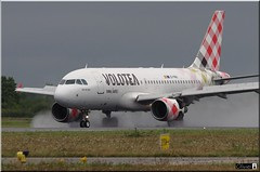 EI-FMU, Volotea Airlines, Airbus A319-112 (OlivierBo35) Tags: airbus a319 volotea spotting nte nantes