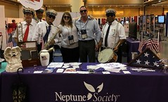 Neptune Society New Orleans, LA - National VFW Convention