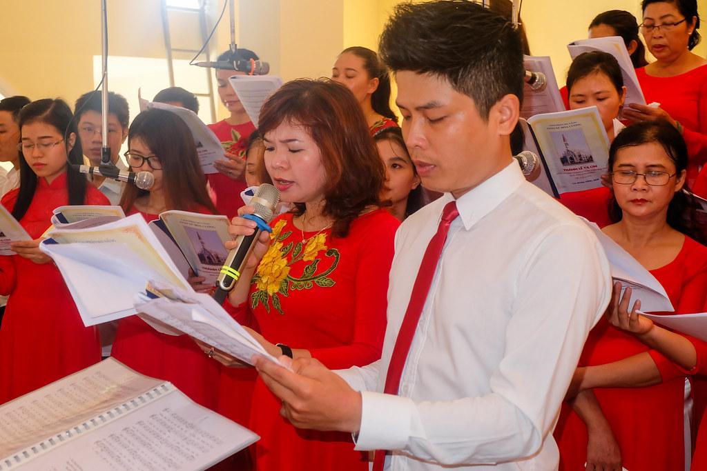Thánh lễ tạ ơn khánh thành nhà thờ Hòa Cường – Giáo phận Đà Nẵng - Ảnh minh hoạ 30
