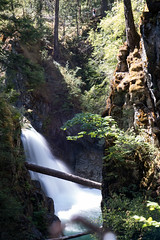 Little Qualicum Falls (Chatham Sound) Tags: scenic pacificnorthwest canada britishcolumbia vancouverisland parksville nikond810 tamron150600mmlens
