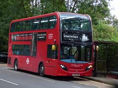 Hatch End Decker Exchange (londonbusexplorer) Tags: london sovereign ratp adl enviro 400 ade40415 yx12fnw h14 northwick park hospital harrow hatch end tfl buses