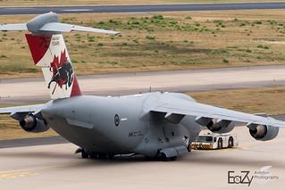 177704 Royal Canadian Air Force Boeing CC-177 Globemaster III