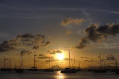 Saint Anne sunset