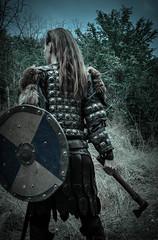 DSC_8428 (Hilðr) Tags: vikings vikingsfan viking girl fan lovers norse shieldmaiden spirit soul hilthr medieval north nordic cosplay outfit photoset nature armour axe sword shield inspiration