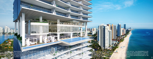 Turnberry Ocean Club-Sunny Isles Beach-Sky Club Amenities