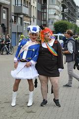 Gay Pride Antwerpen 2017 (O. Herreman) Tags: belgie belgium antwerpen antwerp anvers gay pride 2017 lgbt freedom liberty rights droits homo biseksueel travestiet travestie transsexueel transvestite transgender transsexual dragqueen regenboogkleuren regenboogvlag rainbowcolors antwerppride2017 gayprideantwerp gayprideanvers2017 straatfeest streetparty festival fest