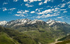 When the clouds and mountains get to know each other (sakthi vinodhini) Tags: mountains landscape panaroma manali rohtang pass clouds sky greenery meadows valley chenab river snowcapped snow india himachal himalayas trek