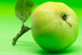 An Apple A Day .....