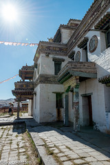 151004 Trip to Karakorum-37.jpg (Bruce Batten) Tags: monumentssculpture mongolia locations shadows placesofworship trips occasions celestialobjects subjects people cloudssky atmosphericphenomena buddhisttemples businessresearchtrips sun buildings harhorin uvurkhangai mn