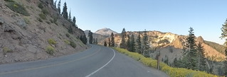 Road To Lassen Peak