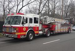 PFD Ladder 15 (Aaron Mott) Tags: philadelphiafire pfd philadelphia phiadelphiafire philly phillyfire philadelphiafirefiretruck pfdfiretruck pfdfiretruckfirefire firepfdphiladelphiaphillyphilly truckpfdfiretruckfire firetruckpfd firetruck fireapparatus firedepartment fire alf americanlafrance tiller ladder laddertowersinc lti tda