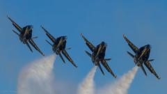 2017 EAA Sat Blue Angels 10 (dizzent) Tags: 2017 airventure blueangels eaa july navy oshkosh wisconsin airshow summer