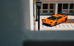 GTR. (Alex Penfold) Tags: lamborghini diablo orange supercars gtr supercar super car cars autos alex penfold 2017 monterey week