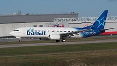 PB130300 TRUDEAU (hex1952) Tags: yul trudeau boeing b737 b737800 transat airtransat