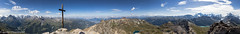 Sasseneire (3253m) - 360 panorama (Unliving Sava) Tags: sasseneire aiguillerougesdarolla alps lecotter matterhorn alpen lacdesautannes lacdelona suisse zwitserland rocdorzival valdhérens lacassorte wallis zinal lacdemoiry sexdemarinda grimentz becsdebosson switzerland valdanniviers valais montblancdecheilon schweiz switzerland2017 hiking cervin mountains pignedarolla obergabelhorn dentblanche zinalrothorn valdemoiry ch