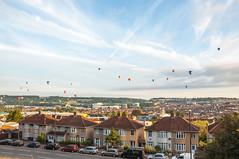 Good Morning, Bristol (Baker_1000) Tags: 2017 bristol bristolinternationalballoonfiesta balloonfiesta balloon hotairballoon fiesta summer dawn massascent nikon d90 nikond90 raw