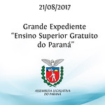 Grande expediente - Ensino Superior Gratuito do Paraná