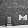 Nouveau 36 (photo & life) Tags: paris france ville city europe street streetphotography jfl photography photolife™ leica leicam leicamtype240 zeiss 28mm biogon cityscape blackandwhite noiretblanc police new36 squareformat squarephotography wall urbain urban