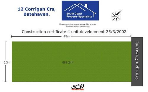 12 Corrigan Cres, Batehaven NSW 2536