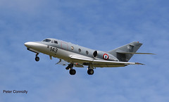 7M0A2778 (peterconnolly2) Tags: 57s dassaultfalcon10 lorientairport