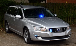 Essex Police   Volvo V70   Roads Policing Unit   **16 ***