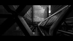 (Panda1339) Tags: london ldn 1024g adamsplaza x architecture bridge redux nikond3300 uk canarywharf