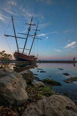 Jordan Harbour, Ontario (angie_1964) Tags: jordanharbour ontario canada boat lakeontario lake nikond800e vehicle