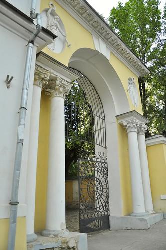 Kaluga: Classicism