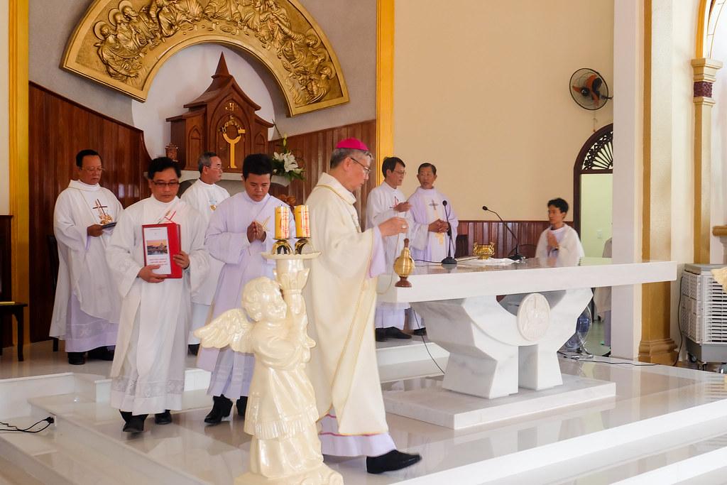 Thánh lễ tạ ơn khánh thành nhà thờ Hòa Cường – Giáo phận Đà Nẵng - Ảnh minh hoạ 38