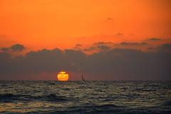 """Against The Wind"" (Roi.C) Tags: sun clouds sky water nature sunset boat yachts seascape landscape outdoor nikkor nikond5300 nikon sea season mediterraneansea beach cloud"