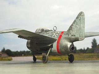 1:72 Focke Wulf-Lippisch Li 383 B-1/R3;