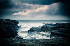 South Uist Sea No 2 (milouvision) Tags: select coast sea hebrides