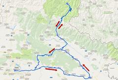 Tusheti route (Jelger Groeneveld) Tags: georgia tusheti kakheti roadtrip omalo dartlo caucasus
