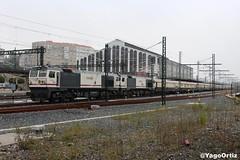 Volvemos a encontrarnos... (yagoortiz) Tags: alandalus 319319 319323 tren charter galicia santiago estacion lujo renfe