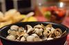 Breton dinner (-Kj.) Tags: brest middag skjell sjømat mussels clams moules coques palourdes