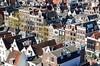 Views of Jordaan from Westerkerk, Amsterdam (jbdodane) Tags: amsterdam church europe jordaan netherlands opentowerday towers westerkerk