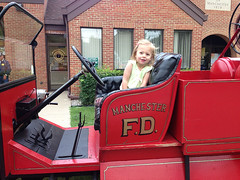"""Manchester Fire Department Open   House - Enjoying the High Seat • <a style=""""font-size:0.8em;"""" href=""""http://www.flickr.com/photos/94341077@N03/36774877543/"""" target=""""_blank"""">View on Flickr</a>"""