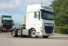 TV018103-Manchester. (day 192) Tags: manchester manchestercityfootballclub mcfc etihadstadium greatnorthwesttruckshow truckshow transportrally transportshow lorry lorries wagon truck jodysrust daf xf dafxf jr17jsr