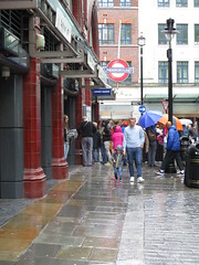 Covent Garden Station | Piccadilly Line (tehshadowbat) Tags: londontransport londonunderground london tube piccadillyline
