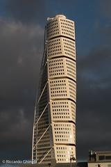 Turning Torso III (Riccardo Ghinelli) Tags: malmo svezia grattacielo turningtorso skyscraper