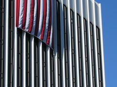 Rosslyn, Va. (Dan_DC) Tags: arlington virginia washingtondc rosslyn americanflag september11 911 memorial heroic glorification glorify glory ritual