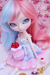 Petit Four (solarsenshi) Tags: pullip jun planning groove mio fair solarsenshi custom custo full doll