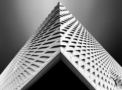 The Broad Museum (ADW44) Tags: california cali bw longexposure leefilters losangeles architecture lines