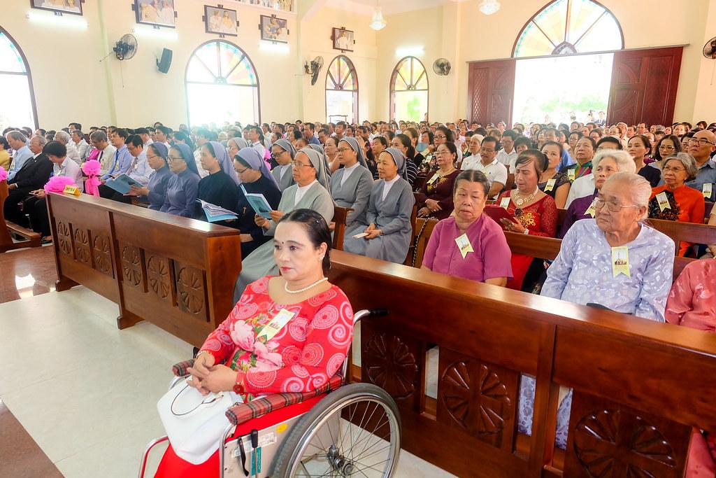 Thánh lễ tạ ơn khánh thành nhà thờ Hòa Cường – Giáo phận Đà Nẵng - Ảnh minh hoạ 48
