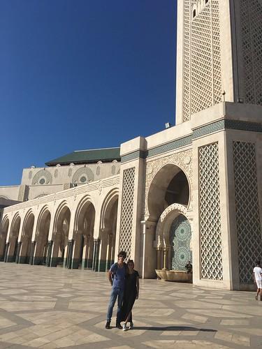 La mosquée Hassan II (7)
