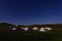 Yoliin Am Canyon, Mongolia (GlobeTrotter 2000) Tags: yurt mongolia asia tent ger yoliin am canyon stars travel tourism holidays