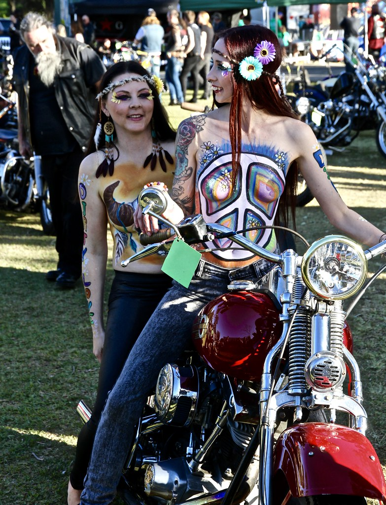 Good luck! Chics and bikes nude valuable phrase