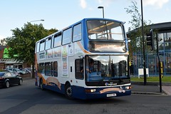 KX53 VNC (markkirk85) Tags: bus buses worksop transbus trident president stagecoach east midland new thames transit 102003 18052 kx53 vnc kx53vnc